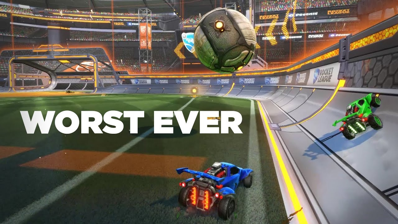 Why are players so Toxic in Rocket League? - GamersRdy