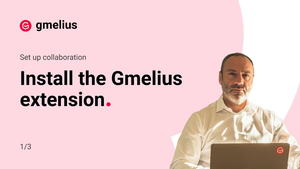Comment commencer avec Gmelius