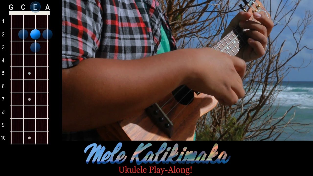 Uke Lesson 108 Mele Kalikimaka Merry Christmas Ukulele Underground @ayelet armon yeah i get that, i know what plucking is :) i meant more like in what order do you pluck the strings, maybe if you have a picking pattern. uke lesson 108 mele kalikimaka merry
