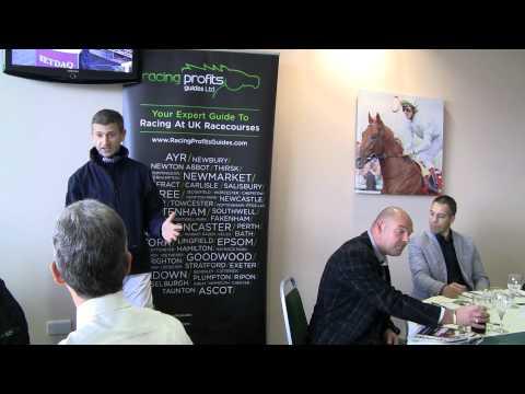 Andrew Thornton Guest Speaker Doncaster Racecourse