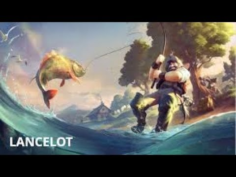 ALBION ONLINE 2020 - BLACK ZONE FISHING FOR RARE EEL!