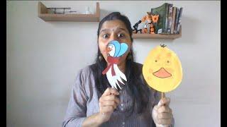 Chicken Licken: Animal Stories By Mindseed Preschool