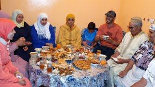 ديما تياكل الشياطة😂 فطور سادس يوم رمضان مع لالة دريسية