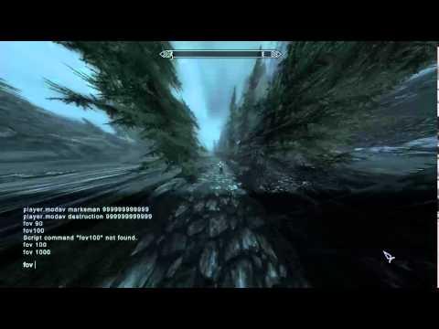 Skyrim Elder Scrolls V - TRUCOS PC