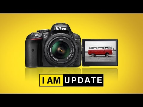 How to update Firmware of Nikon D5300 or any other Nikon DSLR  Both 'C' and  'L'