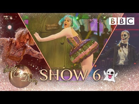Keep Dancing with Halloween week! - BBC Strictly 2018