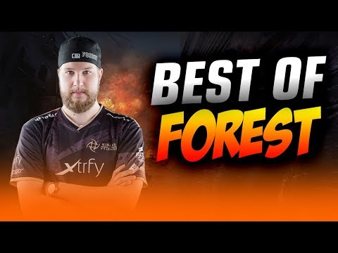 CS:GO ✪ Best of f0rest | Patrik Lindberg