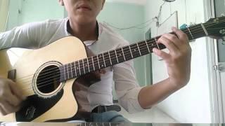 Dòng máu lạc hồng (Guitar cover)