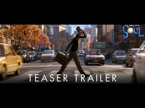 Pixar's Soul | Official Trailer