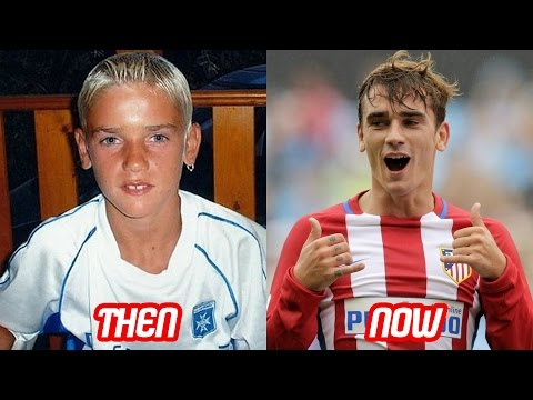 Antoine Griezmann Transformation Then And Now (Face & Tattoo & Body) | 2017 NEW