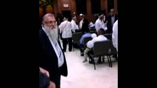 Lag B Omer, con Ha RAV IZTKHAK YOSEF(2)