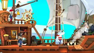 Истории Старого Пирата Джек Воробей Капитан Черной Жемчужины