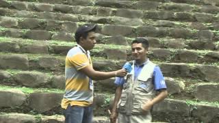 Reportaje desde Abaj Takalik Retalhuleu