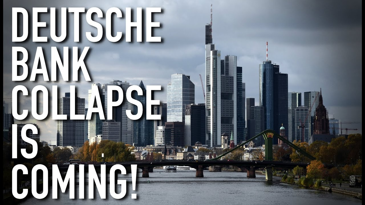 Deutsche Bank Collapse Has Begun! A Major Stock Market Crash Will Devastate The Entire Planet!