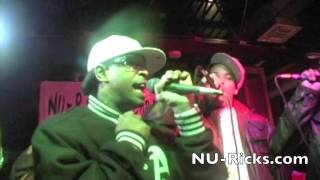 "Dru Down: ""Can You Feel Me"" & ""I Got 5 On It"" LIVE @ The Coyote Club"