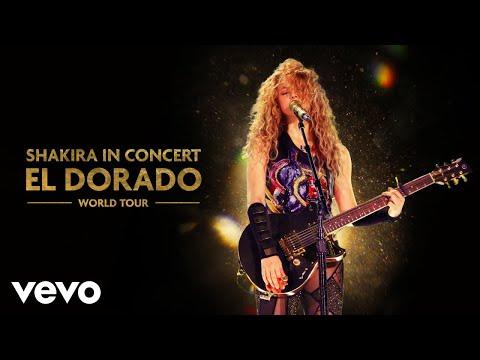 Shakira – Perro Fiel/El Perdón Medley (Audio – El Dorado World Tour Live) ft. Nicky Jam