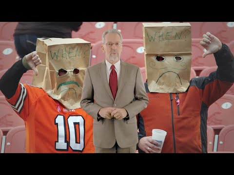 How To Handies: The Football Bag Head: Cleveland Edition (Episode 2)