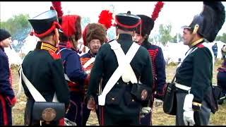Казахские воины  1812 года. Казахи в наполеоновских войнах. Загадки истории