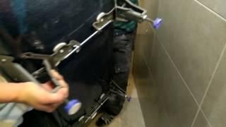 видео плитка для ванной в днр