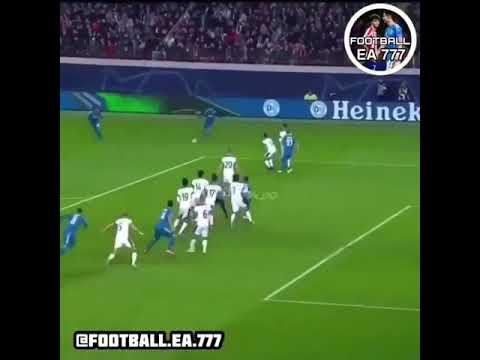 Ремзи украл гол у Роналду