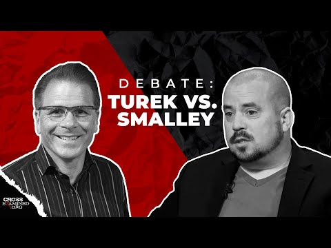 Are Atheists Stealing From God? (Frank Turek vs David Smalley)