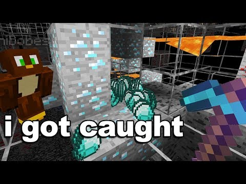 HACKING in minecraft