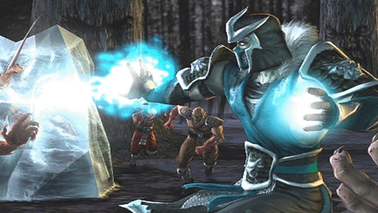 Mortal Kombat Deception Sub Zero S Arcade Ending Youtube