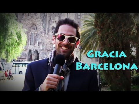 Suite Life BCN - Neighbourhood Guide: Gracia Barcelona