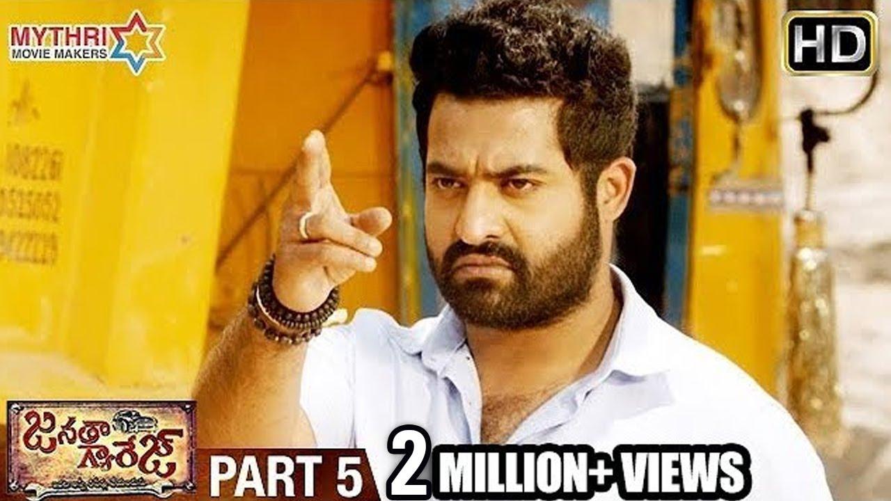 Download Janatha Garage Full Movie | Part 5 | Jr NTR | Samantha | Mohanlal | Nithya Menen | Kajal Agarwal