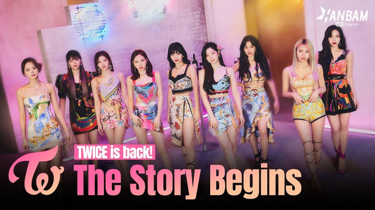 The Story Begins | 7 Years with TWICE | COLLECTION-K WAVE
