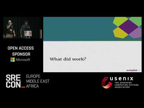 SREcon17 Europe/Middle East/Africa - Globalizing SRE in a Walkup Culture