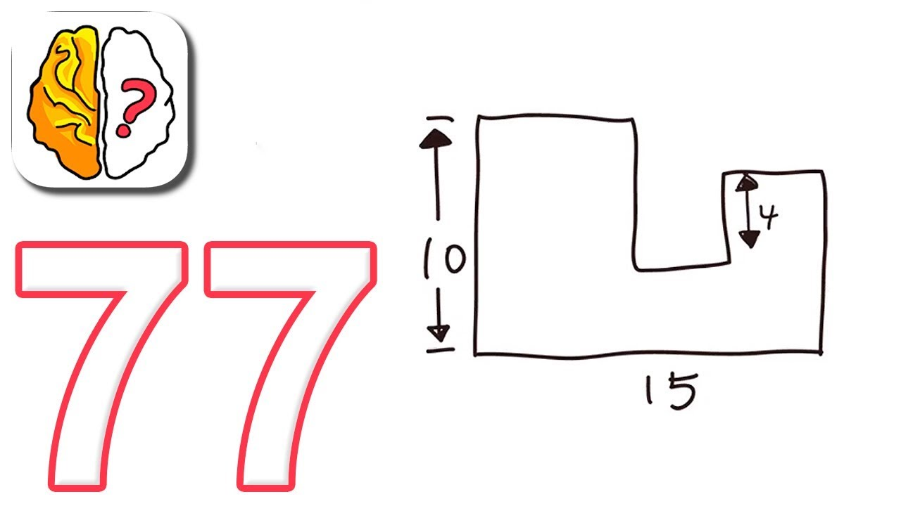 Brain Out Gameplay Walkthrough Part 77 Level 77 Youtube
