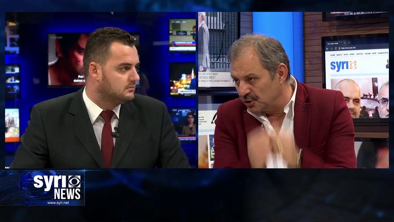 SYRI NEWS Intervista, I ftuar Ismet Drishti