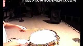 Single Ratamacue - FreeDrumRudiments.com
