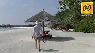 Лучшие пляжи Мальдив: остров Олувели