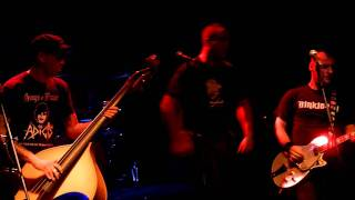 The Gangnails - (Tainted Love[cover]) - Pod lampou Plzeň 2011