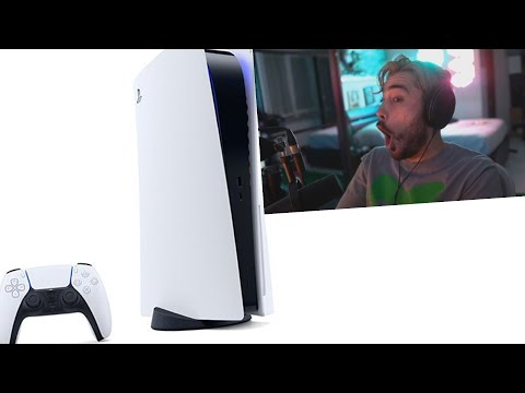 Playstation 5 Reveal LIVE REACTION feat. GabboDSQ, Rovazzi, Delux e Just Rohn!