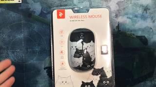 Розпакування мишки 2E MF209 WL