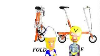 Fun Compact Folding Bike - CarryMe Thumbnail