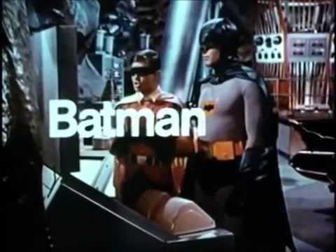 BATMAN 1966 to 1968 TV Network Promos
