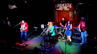 Bri Bagwell Medley At The Firehouse Saloon In Houston, Texas 12-20-2014