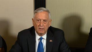 Mattis: Broad Probe Into Pacific Fleet Underway