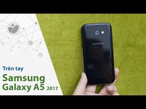 Tinhte.vn | Trên tay Samsung Galaxy A5 2017