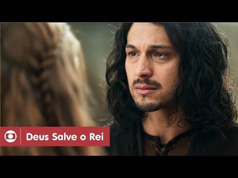 Deus Salve O Rei: capítulo 64 da novela, sexta, 23 de março, na Globo