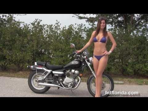 Used 2009 Honda Rebel 250 Motorcycle for sale