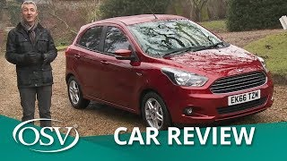 OSV Ford KA Plus 2017 In-Depth Review