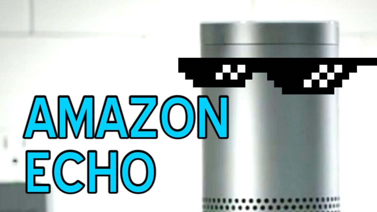 Youtube Amazon Echo
