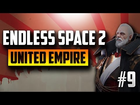 Endless Space 2 - Influence | Let's Play Endless Space 2 United Empire Civilization Gameplay