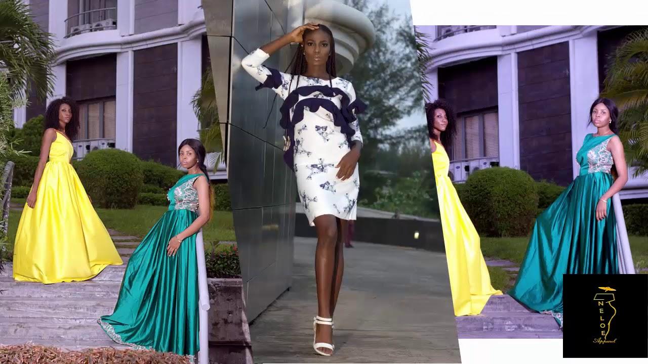 Neloe Apparel Best Fashion Designer In Lagos Nigeria Youtube