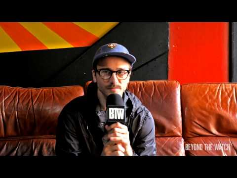 Portugal. The Man Interview 2013 (Beyond The Watch)